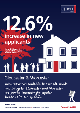 Cover of Gloucester & Worcester